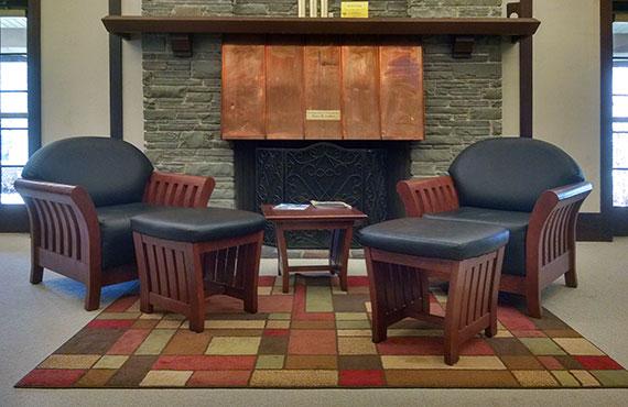 library furnishings